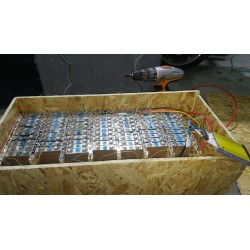 30 pcs 1867132 li-ion 3.7v cells used untested (10ah new) powerwall akku storage