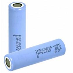 1x tested 18650 SAMSUNG 29E 2800-2999 mah no holder