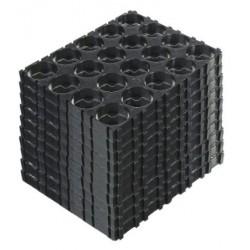 10 pcs 4x5 18650 holder